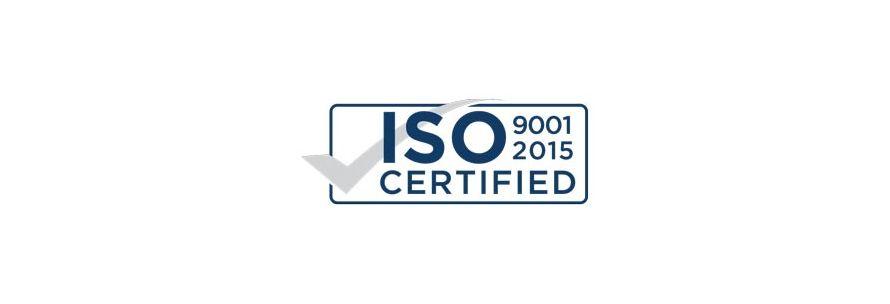Сертифікація ДСТУ ISO 9001:2015